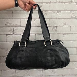 HOBO International Shoulder Bag Black